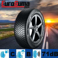 155/65 R14 CONTINENTAL ALL SEASON CONTACT 75 T